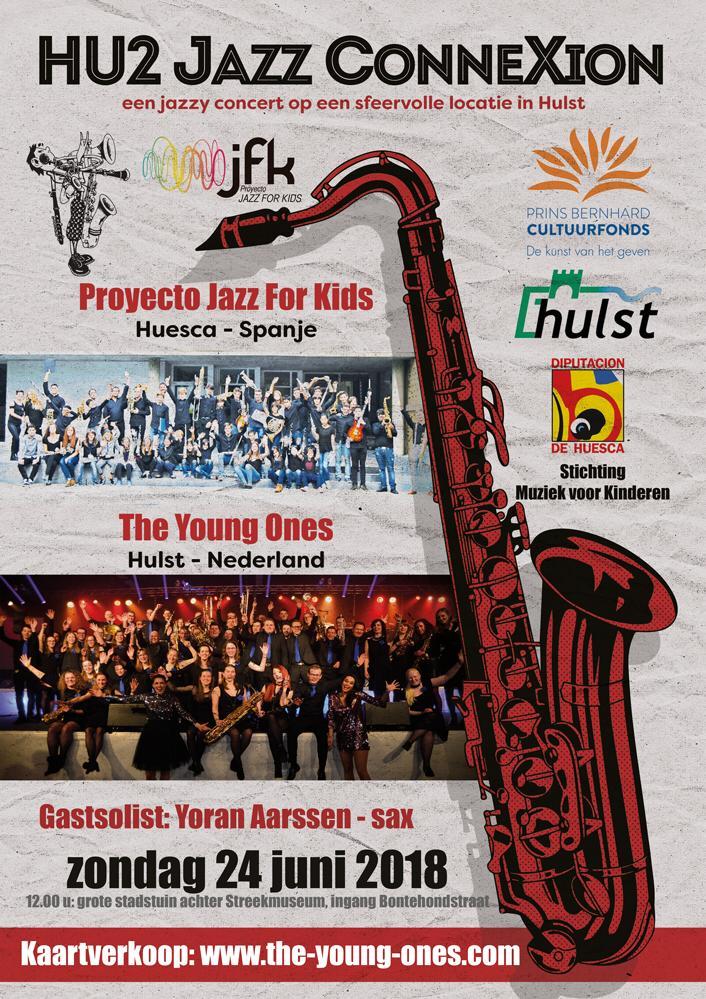 Affice Hu2 Jazz ConneXion